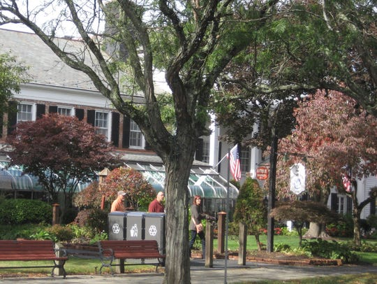 The Beekman Arms in Rhinebeck is the oldest inn in