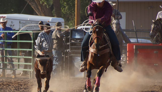 """""""There's just one thing that keeps him from being the best cowboy ever - he's worthless."""""""