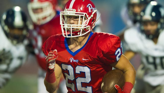 Jacob Crawley and Jackson Prep host Presbyterian Christian in a battle of unbeatens and the top teams in the MAIS on Friday.