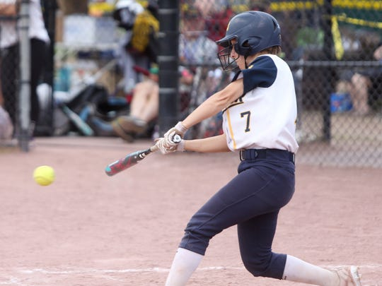 Chloe Whittier and the Victor softball team have advanced to the state semifinals each of the last two years and won the state Class AA championship in 2018.