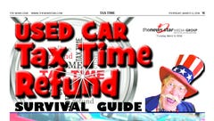 March 3rd Automotive Tax Time