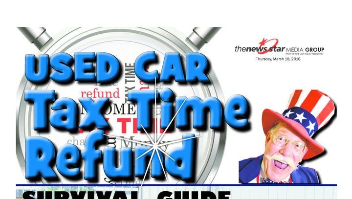 3-10 Automotive Tax Time