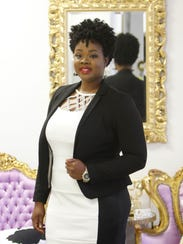 Alikay Naturals beauty products creator Rochelle Graham