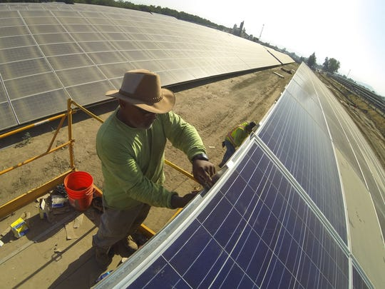 Solar Still Cooking In Central Valley