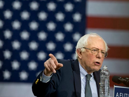 Bernie Sanders Chicago State University