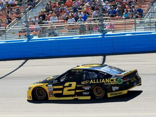 USP NASCAR: CAMPING WORLD 500 S CAR USA AZ