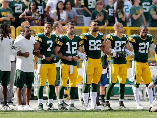Packers anthem
