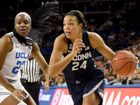 USP NCAA WOMENS BASKETBALL: CONNECTICUT AT UCLA S BKW UCL CON USA CA