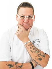 Chef Graham Elliot.