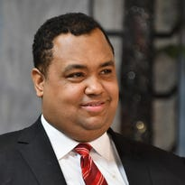 Coleman Young II running for Congress