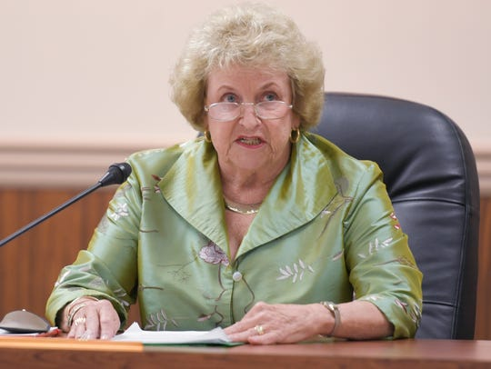 This week, Ward 4 Alderman Margaret Martin asked Franklin staff to go back and create a plan to split the money between the county's two districts.