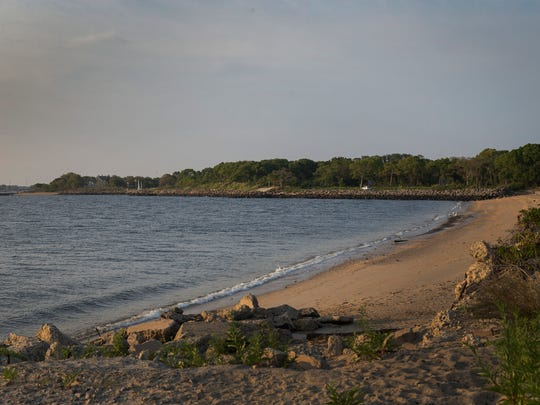 Sandy Hook is part of Gateway National Park and contains
