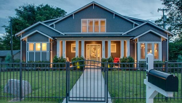 The 3,477 square foot single-family home at 109 42nd Ave. N. is listed for  $1.26 million.