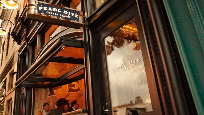 Pearl Dive Oyster Palace is among a plethora of new restaurants to open along Washington's 14th Street Corridor.