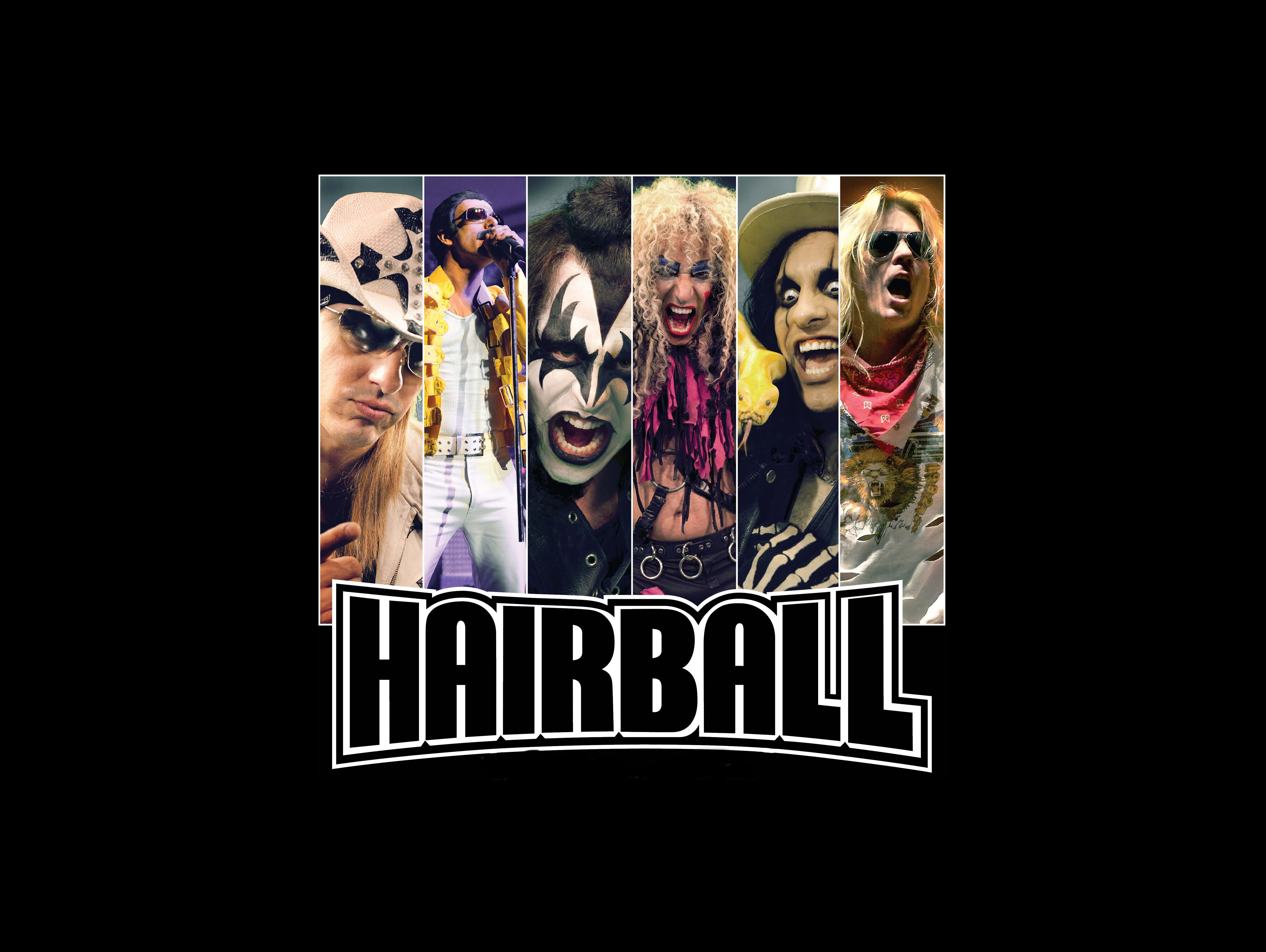 Enter to Win (2) tickets to Hairball at the Bernick's Ice Arena. Enter 3/1-3/29