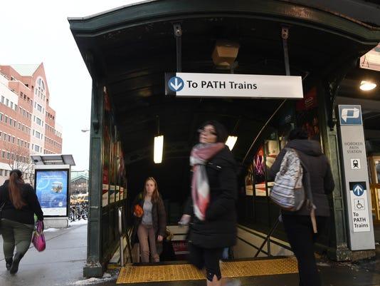 NJTransit, Hoboken commute