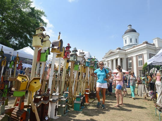 Craft Show In Canton Mississippi