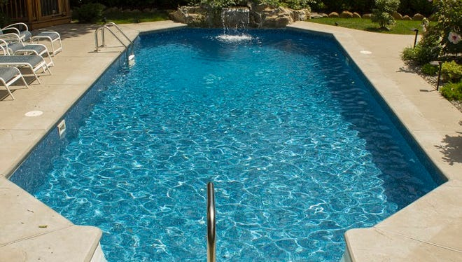Increase life of pool liner