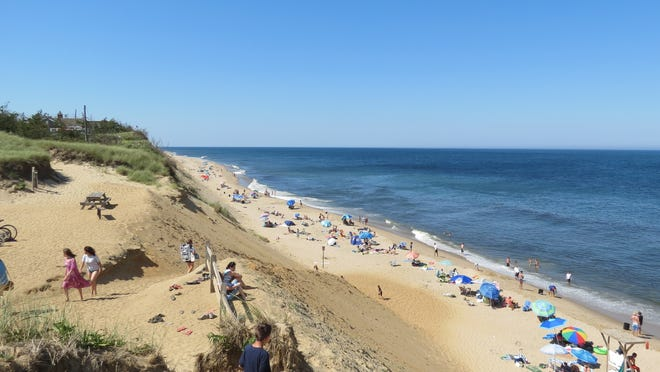 Wellfleet Selectboard member Michael DeVasto proposed restricting access to Maguire Landing because of what he called the added stress the coronavirus pandemic has put on residents. The board supported the idea.