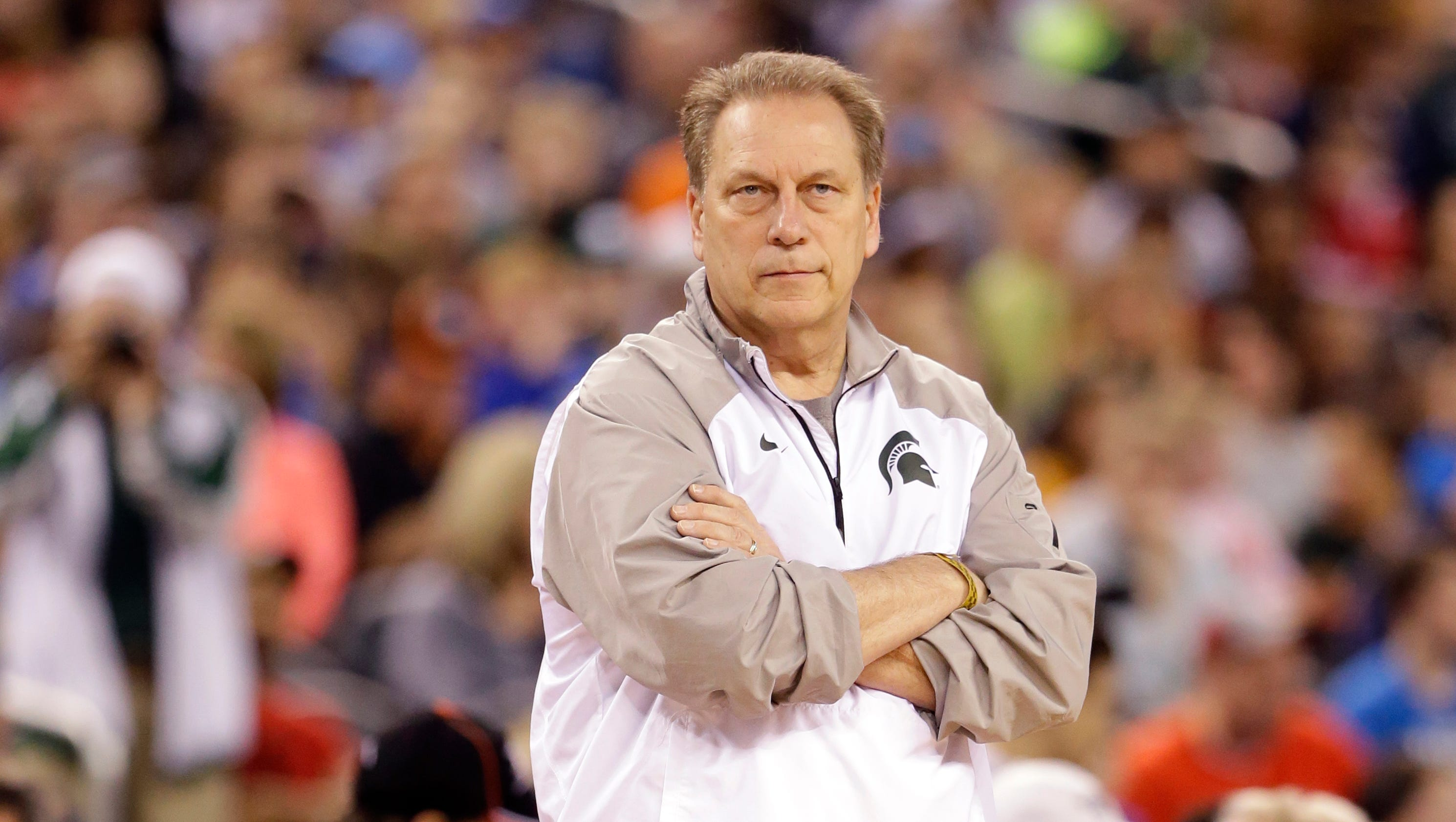 Michigan State's Tom Izzo: Bring on the national ...