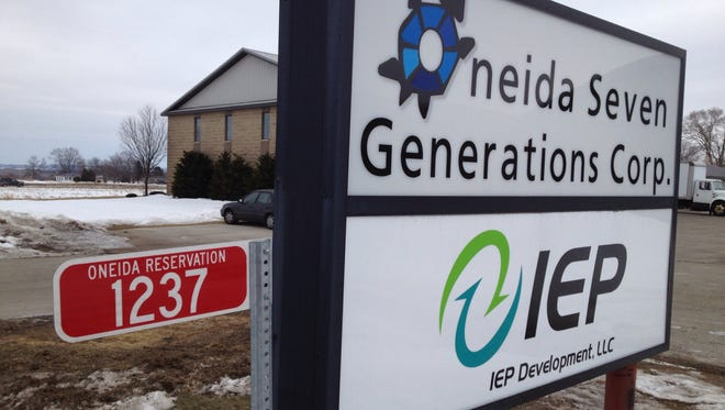 Located at 1237 Flightway Drive in Hobart, Oneida Seven Generations Corp. was created by the tribe in 1995 to identify new business ventures.
