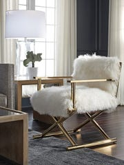 The stunning Directoire Chair from Mitchell Gold +