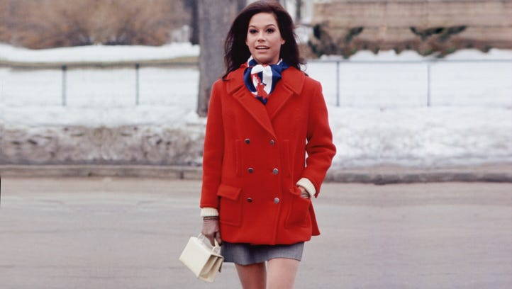 Less than a decade later, it would be Mary Tyler Moore's name in the title of the show.