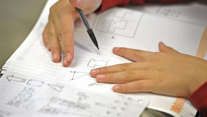 FILE: ACT has denied a Tennessee Department of Education request to release the test scores of 409 Bearden High School students.