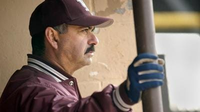 Longtime IVC baseball coach Jerry Rashid, now Eureka College's coach, reminisced about his 2006 state championship baseball team.