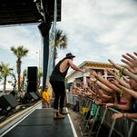 Judah & the Lion performs on the Mermaid Stage.