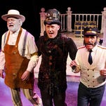 The Nebraska Theatre Caravan is slated to present The Fantasticks at The Sheid on Tuesday night.