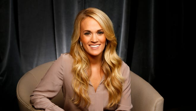 Seven-time Grammy Award-winning country music superstar Carrie Underwood takes her Storyteller Tour:: Stories in the Round to the Pan American Center in Las Cruces on Saturday.