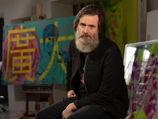 Jim Carrey is one of the executive producers behind
