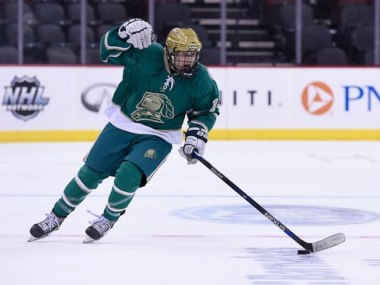 Hockey: St. Joseph vs. Paramus Catholic - Dominick Posta