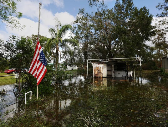 USP NEWS: HURRICANE IRMA USA FL