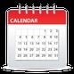 Business calendar.