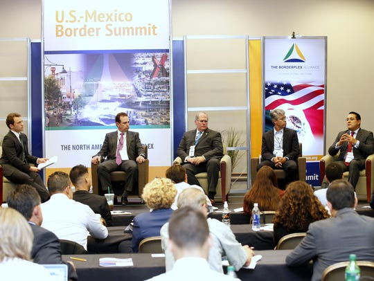 Energy experts on a recent border summit panel say