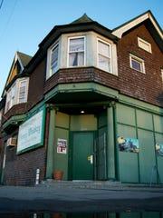 Nancy Whiskey Pub in the historic Corktown neighborhood
