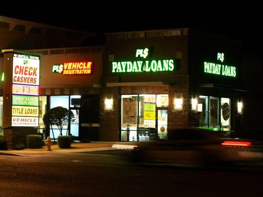 AP Payday Loans Backlash