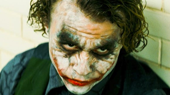 Heath Ledger's performance as The Joker helped make The Dark Knight arguably the best superhero movie ever made.