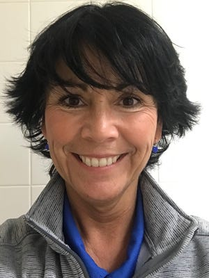 Vikki Bauer, former Harper Creek Board of Education president.