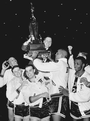 Throwback Thursday – 1962 NCAA Championship