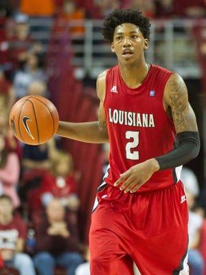 Louisiana-Lafayette guard Elfrid Payton has emerged as a top draft prospect.