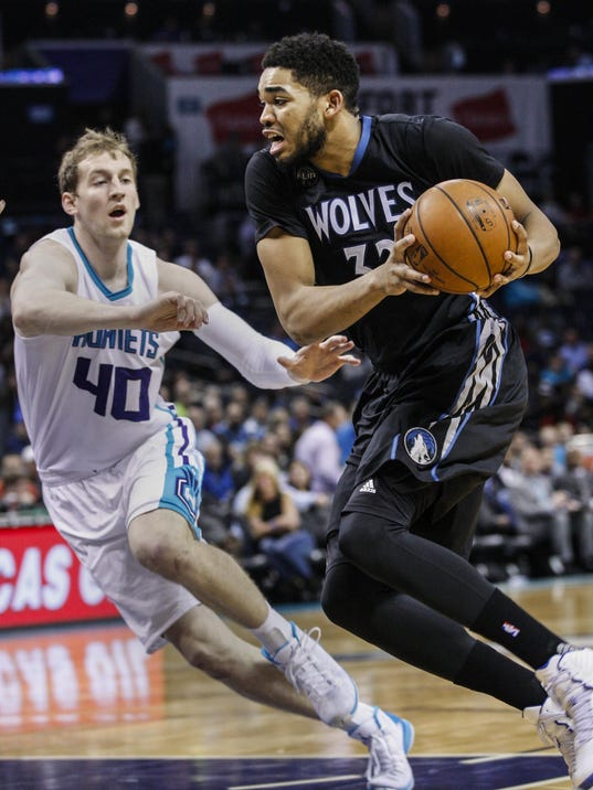 Karl-Anthony Towns, Cody Zeller