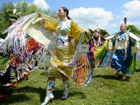 It will be a colorful display of tradition, music and dance during the 43rd annual Oneida Pow Wow Friday through Sunday.