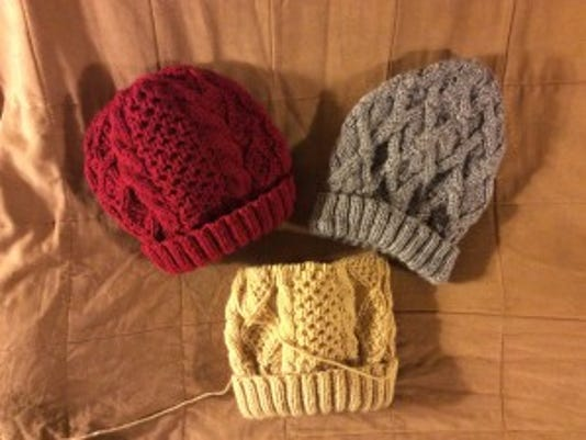 Links to free Aran hat patterns cdfd9fef761