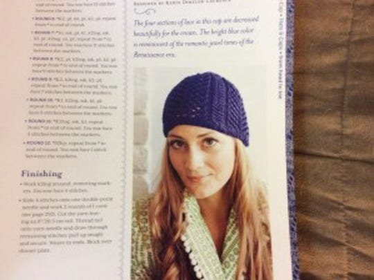 The Twig Lace Cap