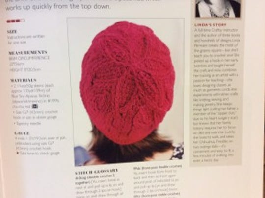 The Petal and Lace Cap