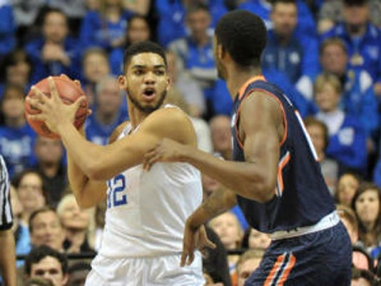 Karl-Anthony Towns (USA Today)