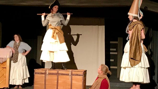 """""""Little Women"""" by Louisa May Alcott is being presented at the Cloverdale Playhouse on Nov. 30-Dec. 10."""